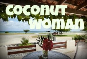 coconut woman