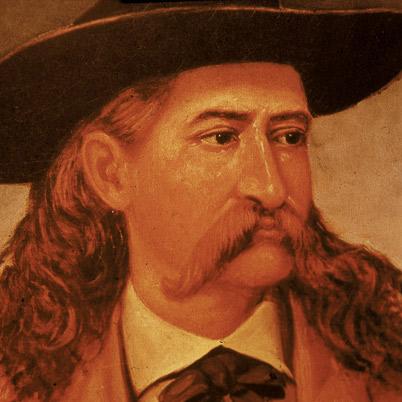Sheriff Wild Bill Hickok